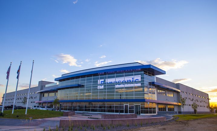 Westfield Sells Panasonic Building