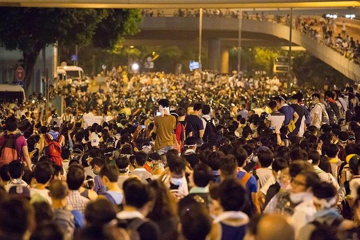 Hong Kong Property Investors Sit Tight For Now Amid Violence On The Streets