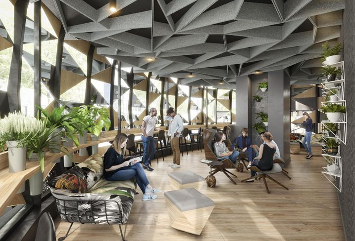 Manchester bruntwood workspace coworking office