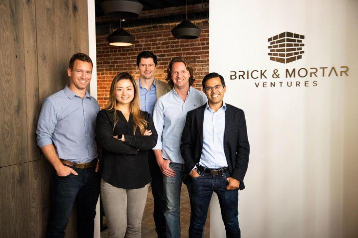 Brick and Mortar Ventures Team