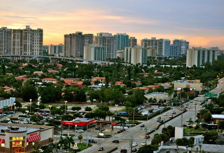 Condo-Laden South Florida City Mulls Development Moratorium