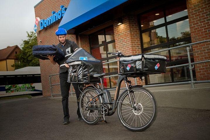 Dominos Electric Bike