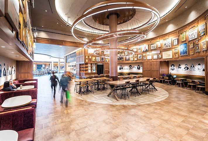 The Urbanspace Tysons food hall