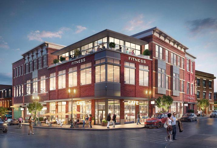 Can A Commercial Hub Refocus East Boston's Maverick Square?