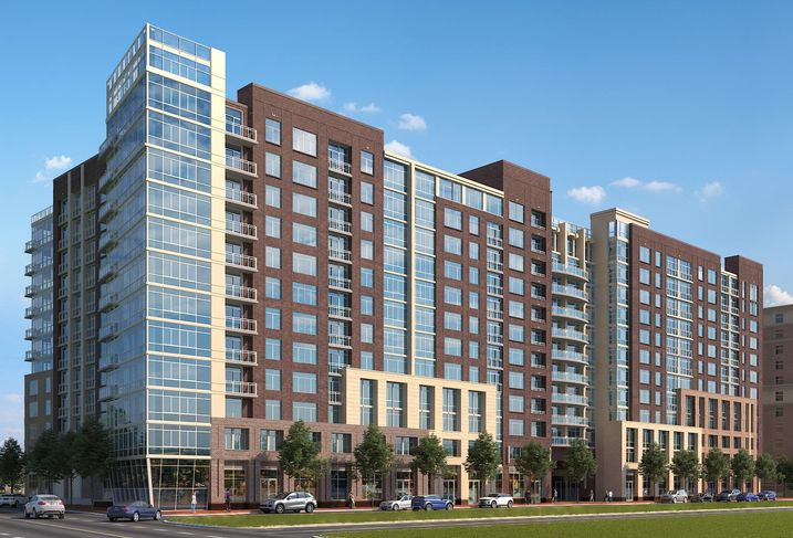 The Sur – 360 Units in Potomac Yard