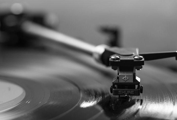 Record vinyl gramaphone
