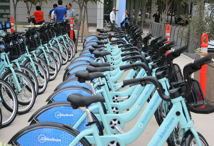 The Andy Bike Is Dead, But Don't Feel Too Bad About The Collapse Of Birmingham Bike-Sharing