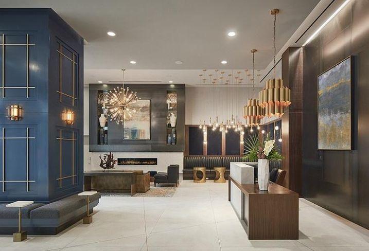 The Paragon - Lobby