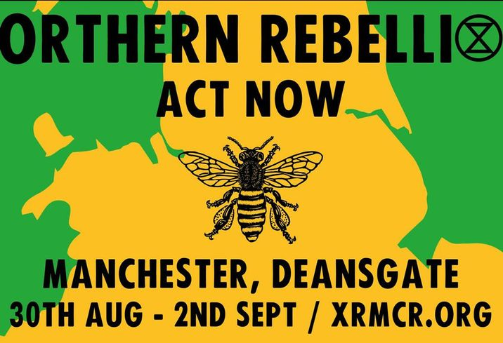 Extinction Rebellion: How Markets And Climate Crisis Are Reshaping Manchester