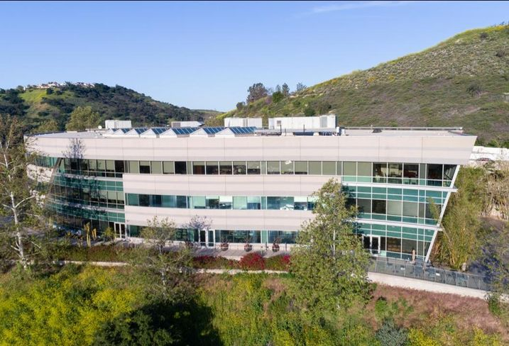 A 76K SF office building at 24151 Ventura Blvd., Calabasas