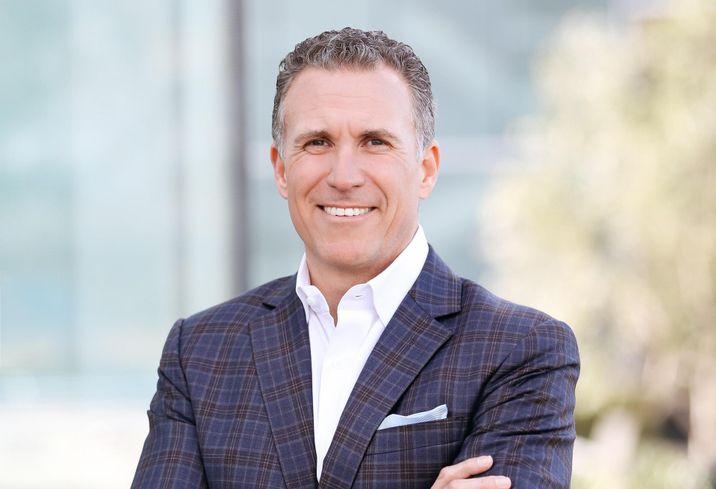 Newmark Knight Frank's senior managing director Troy Wooton