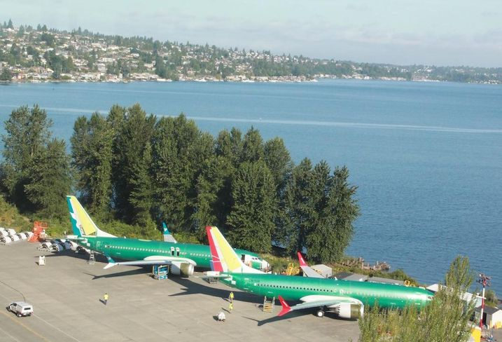 Boeing's Sway Wobbles As Seattle's Industries Diversify