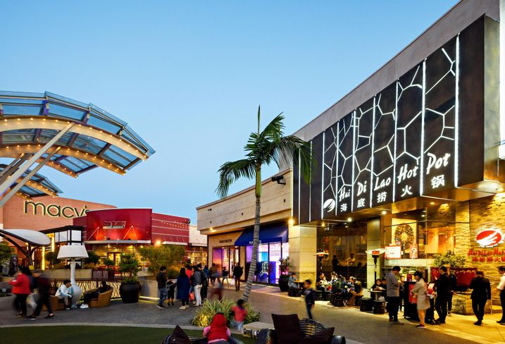 Asian Brand Retailers Fuel Westfield Santa Anita Mall's Success