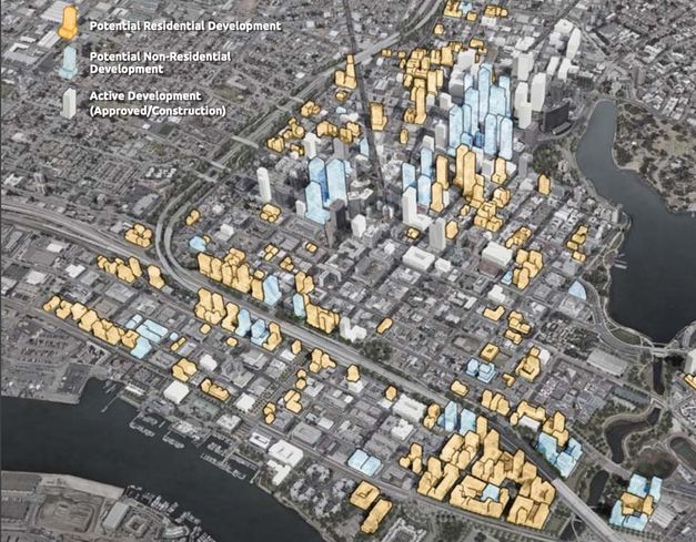 Downtown Oakland Plan 2