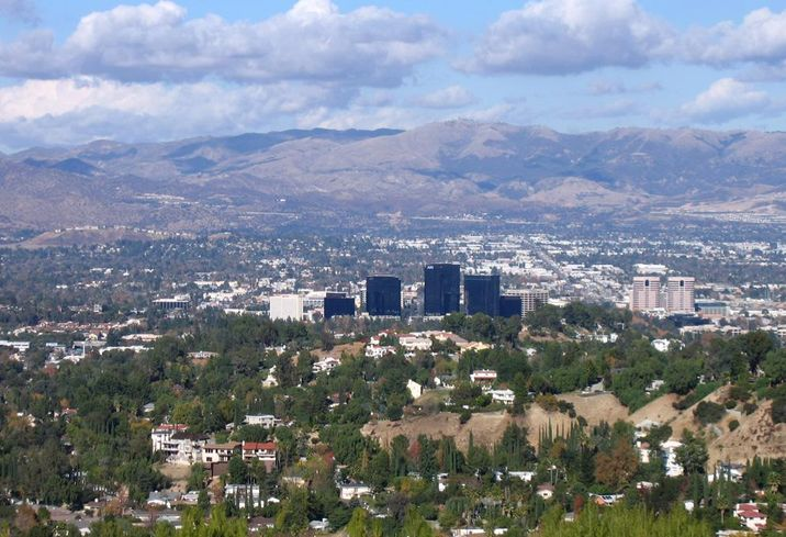 What Recession? Construction In The San Fernando Valley Chugs Along
