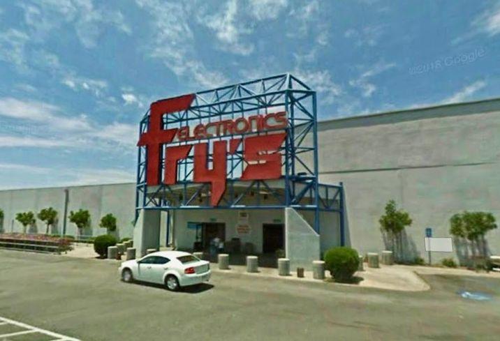 Fry's Anaheim