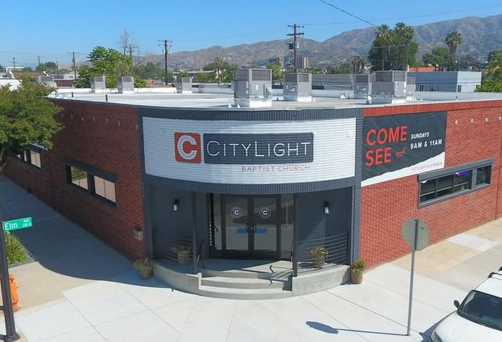 CityLight LA church is leasing the building at 1110 South Victory Blvd