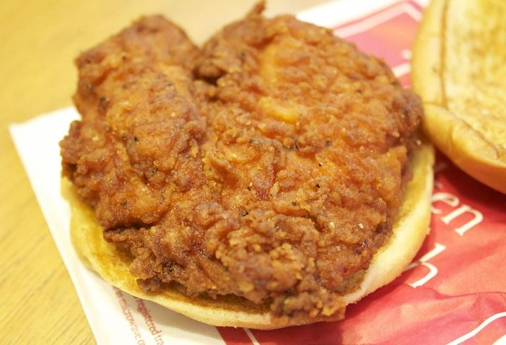 Chicken Sandwich Beef With Chick-fil-A Fueling Popeyes' Quest To Join The World's Fastest-Growing Brands