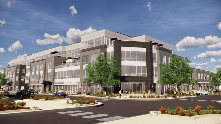 Victory Ridge Office Building Sells