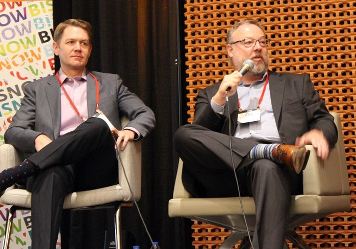 Eric Hade CDO Waypoint Residential Steve Gorning VP of Development Lennar Multifamily Communities