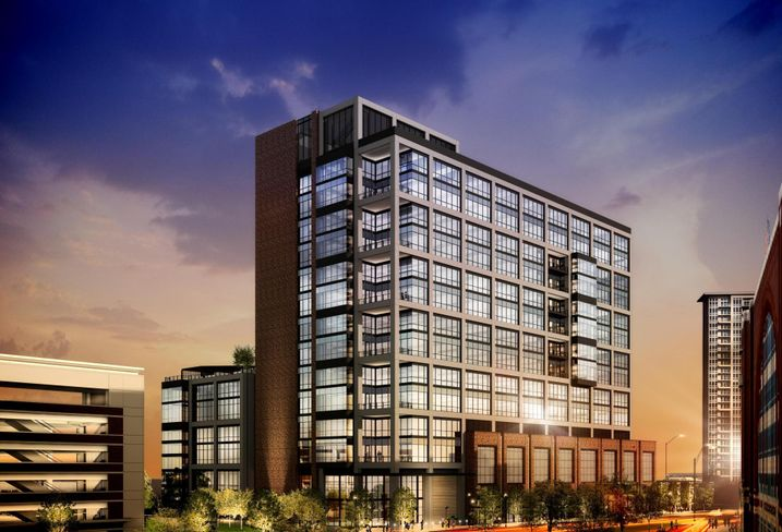 These Are The 5 Largest DFW Office Groundbreakings Of 2019, Many Of Them Spec Builds