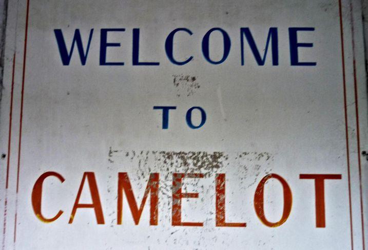 Camelot theme park chorley lancashire