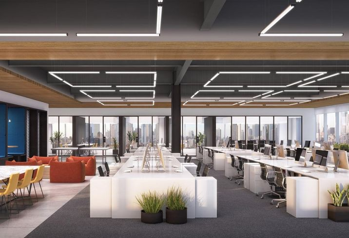With 222K SF WeWork Anchor, Rudin Set To Open Dock 72 Office Project