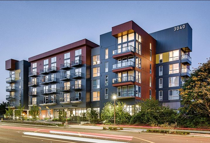 Bell Partners Buys Redmond Multifamily Building for $96M