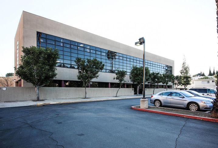 Office building at 66 Hurlbut St. in Pasadena