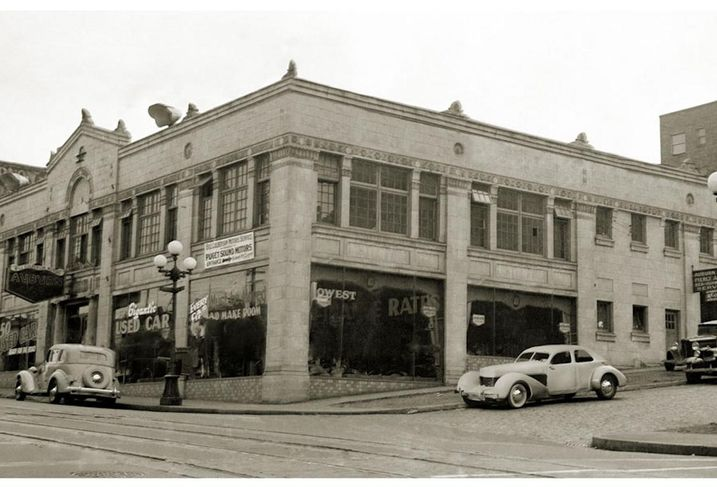 Historical Facade Program Encourages Developers To Leave Historical Buildings Intact