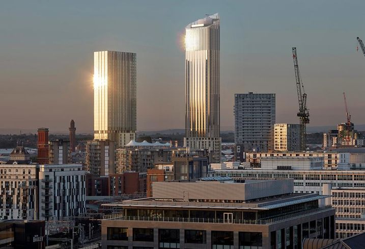 One Heritage skyscraper plan for salford sept 2019