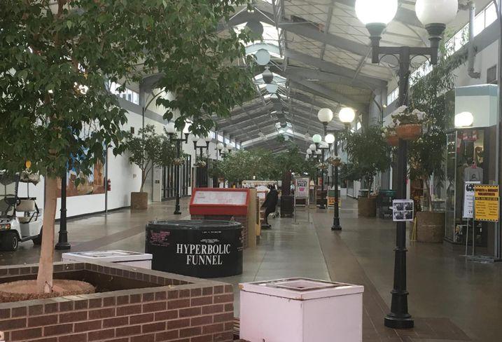 Plano Market Square Mall