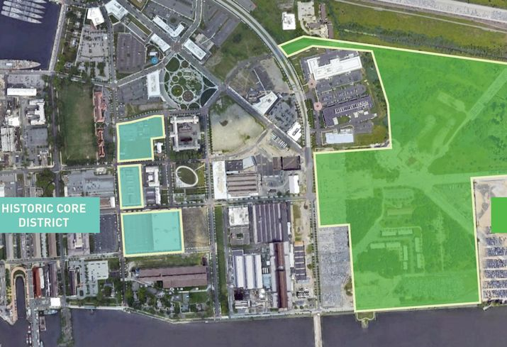 Philadelphia Navy Yard Starts Search For New Development Partner, Eyes Residential