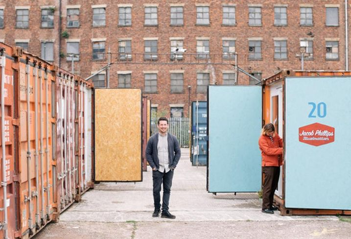 Thinking Inside The Box In Ancoats