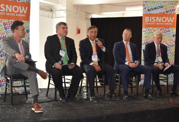 Last Week At Bisnow's National Finance Summit