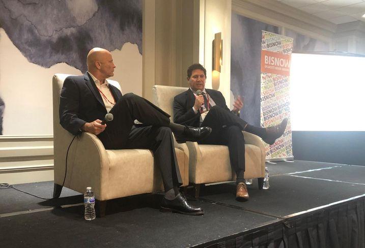 Ryan Principal Gary Rucker, Caydon CEO & Principal Joe Russo