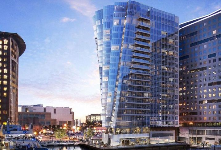 A Third Of The Units At Boston's St. Regis Residences Are Already Reserved, Developer Says