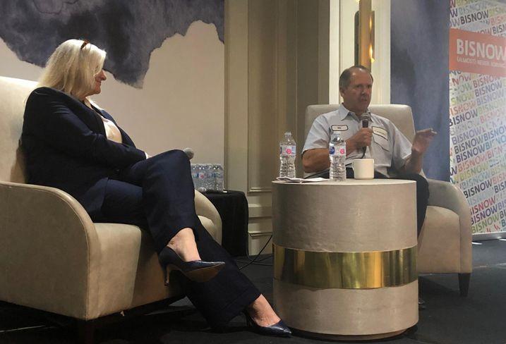 Alara Ventures CEO Alison Malkhassian, Camden Co-Founder & CEO Ric Campo