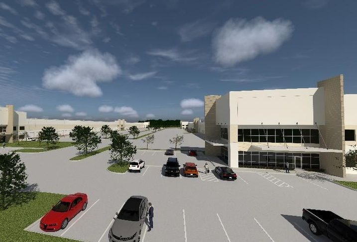 Sam Houston Distribution Center
