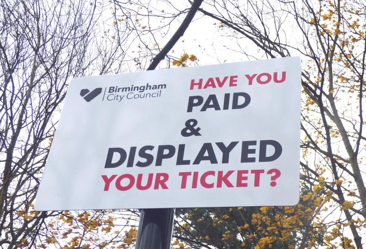 Birmingham's Workplace Parking Levy: What It Means
