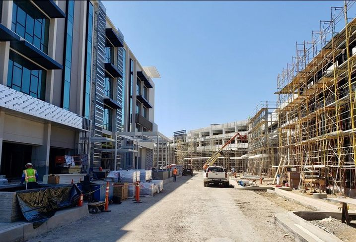 Merlone Geier's NoHo West project in North Hollywood