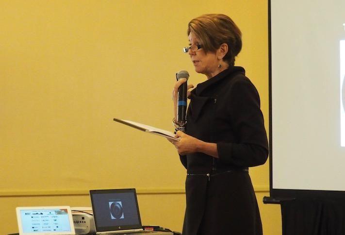 Fairfax County Deputy County Executive Rachel Flynn