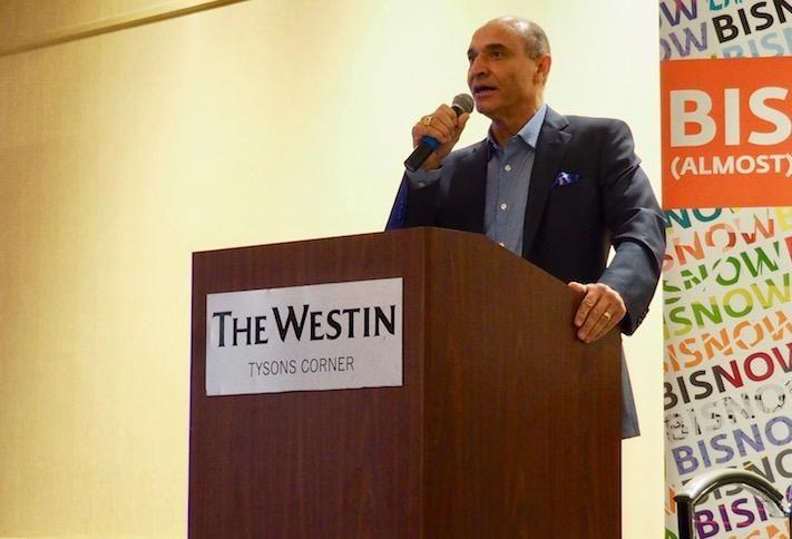 Fairfax County Economic Development Authority's Victor Hoskins