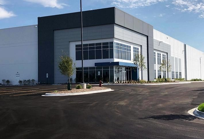 Airport Logistics Center-Romeoville