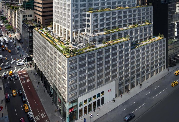 Brookfield Reveals Pricey Makeover, Address Change For 666 Fifth Ave.