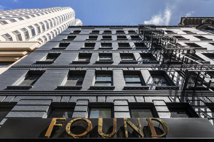 Found Hotel S.F.