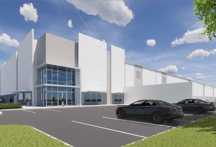 Hwy 59 Logistics Center