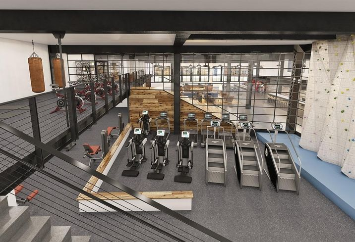 How The Fitness Center Became The Hub Of Building Amenities