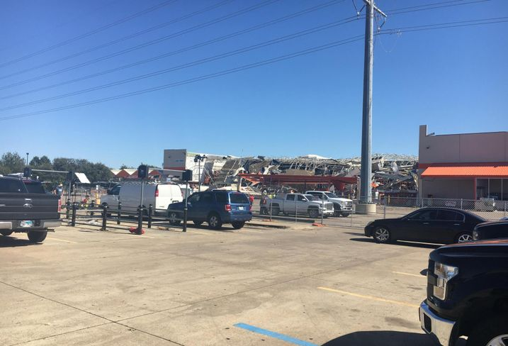 Tornado Ravages Dallas, Leaving A Trail Of Damaged Commercial Real Estate In Its Wake