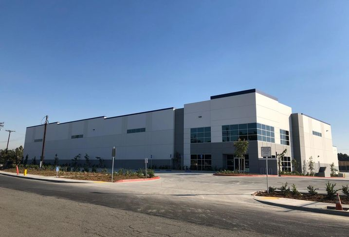 Plenty Unlimited's new facility at 126 East Oris St. in Compton